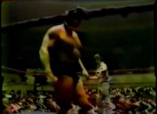 Mongolian Stomper vs Tommy Gilbert (CWA 2-18-79) Mid-South Coliseum Highlights