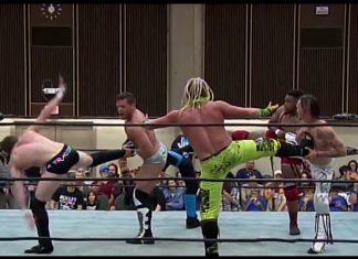 NWA Smoky Mountain TV - 10/29/16 (NWA Mountain Empire Title 6 Way Match)