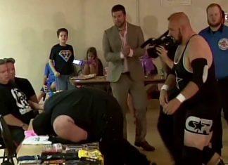 NWA Smoky Mountain TV - 10/8/16 (Jordan Kage vs. Axton Ray)