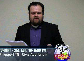 NWA Smoky Mountain TV - August 16, 2014