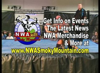NWA Smoky Mountain TV - Dec. 15, 2012