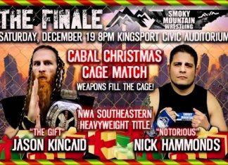 NWA Smoky Mountain TV  - December 19, 2015