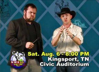 NWA Smoky Mountain TV - June 25, 2011