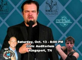 NWA Smoky Mountain TV - September 22, 2012