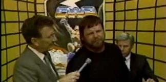 Parking Lot Brawl - Jerry Lawler vs Eddie Gilbert (4-2-88) Memphis Studio Wrestling