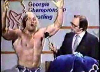 Precious Paul - Georgia Championship Wrestling ca 1980