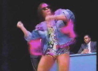 Proof Raven (Scotty Flamingo) Is Gay - 1993 USWA Memphis Studio Wrestling
