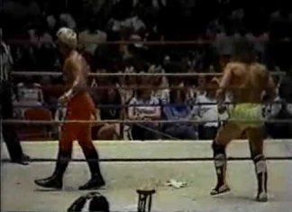 Randy Savage vs Austin Idol (Mid-South Coliseum, 5-14-84) Memphis Wrestling