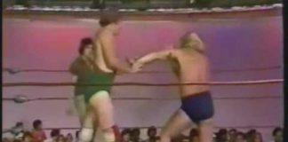 Rick (Rip) Oliver vs Dallas Montgomery (6-9-79) Classic Memphis Wrestling Jobber Match