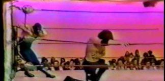 Robert Fuller, Bill Dundee vs Danny Davis, The Destroyer (2-24-79) CWA Memphis Wrestling