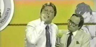 Roddy Piper and Gordon Solie host Georgia Championship Wrestling (08-21-1982)