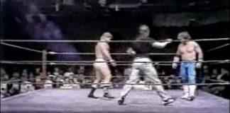 Ronnie Garvin vs Eddie Gilbert (11-17-84) Classic Memphis Wrestling