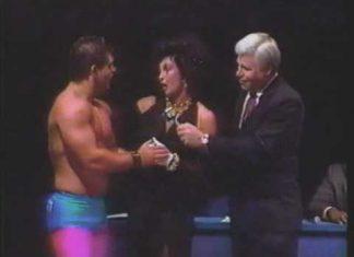 Sherri Martel Picks New Boy Toy: Brian Christopher - 1993 USWA Memphis Studio Wrestling