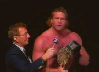 Sid Vicious Retains Unified Title, STILL Not Happy (1-14-95) USWA Memphis Wrestling