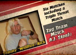 South Georgia Championship Wrestling - SLAMFEST 2012 - Friday, February 3, 2012, Albany, GA