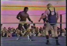 Steve Brodie vs Koko Ware (CWA, 11-11-78) Classic Memphis Wrestling Match