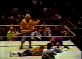 The Fabulous Ones vs The Moondogs (1-9-84) Classic Memphis Wrestling