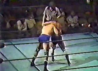 Tito Santana vs Dale Veasey - Championship Wrestling from Georgia (Columbus, GA house show)