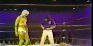 Tommy Rich Nuts Bill Dundee FTW, Cuts Heel Promo (8-23-80) Classic Memphis Wrestling