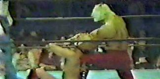 "Tommy ""Wildfire"" Rich vs Austin Idol - Georgia Championship Wrestling (Columbus, GA house show)"