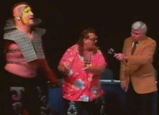 USWA Debut of Jack Hammer with Diamond Mike (vs TD Steel, 1-14-95) Memphis Wrestling