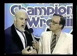 WORLD CHAMPIONSHIP WRESTLING APRIL 21, 1984
