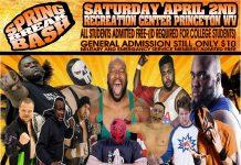 WVCW Main Event Episode 3 - West Virginia Championship Wrestling - (3/16/16)