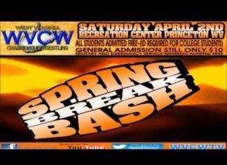 WVCW Main Event Episode 4- West Virginia Championship Wrestling -3-23-16
