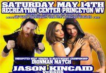 WVCW Main Event Episode 9- West Virginia Championship Wrestling
