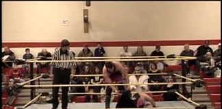WVCW TV Episode 155 - West Virginia Championship Wrestling Television