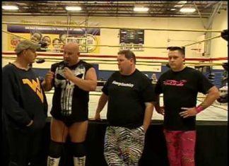 WVCW TV Episode 202 - West Virginia Championship Wrestling Television