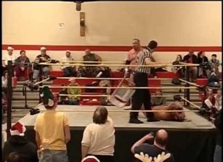 WVCW TV Episode 210 - West Virginia Championship Wrestling Television