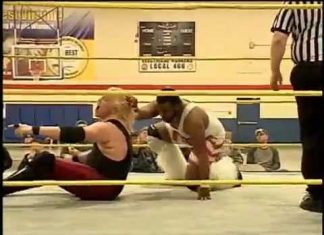 WVCW TV Episode 215 - West Virginia Championship Wrestling Television