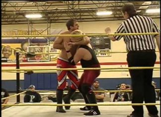 WVCW TV Episode 217 - West Virginia Championship Wrestling Television