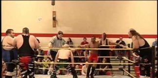 WVCW TV Episode 219 - West Virginia Championship Wrestling Television