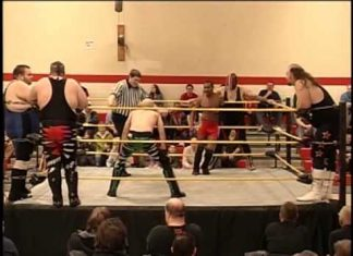 WVCW TV Episode 219 - West Virginia Championship Wrestling Television
