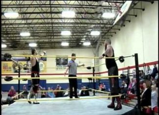 WVCW TV Episode 223 - West Virginia Championship Wrestling Television