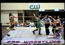 WVCW TV Episode 31 - West Virginia Championship Wrestling Television - 08/03/11
