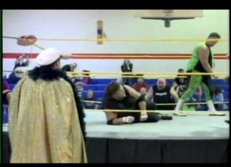 WVCW TV Episode 75 - West Virginia Championship Wrestling Television
