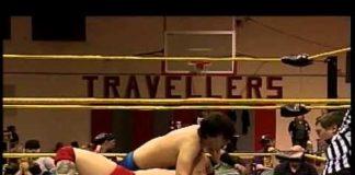 WVCW Web Exclusive - Match 4 Curt Taylor vs. Daniel Halen