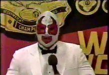 WWC Campeones 5/25/91