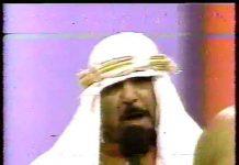 WWC Campeones 6/8/91