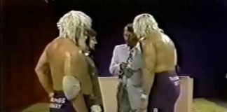 Wayne Farris & Bombers Respond To Whipping By Jerry Jarrett (6-7-80) Memphis Wrestling