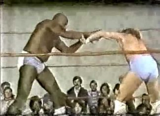 Young Ricky Morton vs Sonny King (4-26-80) Classic CWA Memphis Wrestling Match