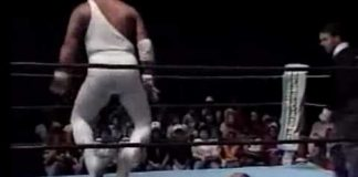 Young Scott Levy vs Jerry Lawler (For Date With Missy Hyatt, 4-9-88) Memphis Wrestling