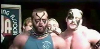 the Roadwarriors Lords of azz kicking action