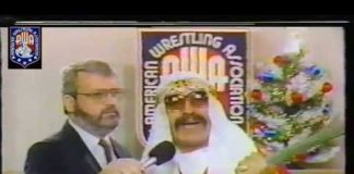 AWA ALL STAR WRESTLING JANUARY 2, 1988