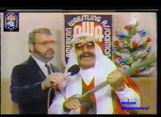 AWA ALL STAR WRESTLING JANUARY 2, 1988