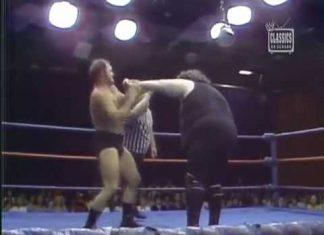 AWA All Star Wrestling 8/2/81