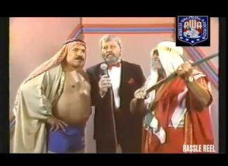 AWA CHAMPIONSHIP WRESTLING DECEMBER 19, 1988